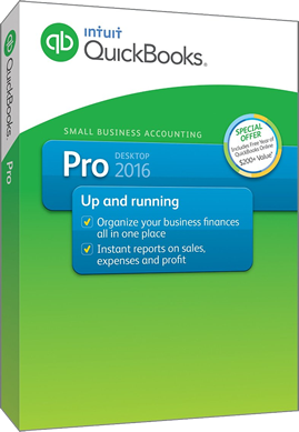 Quickbooks Pro 2016: Get $110 OFF Coupon Codes, Discounts & Promotions